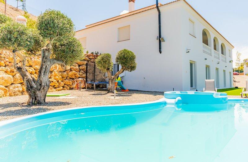 Cubo's Villa La Rozuela, alquiler de vacaciones en Tolox