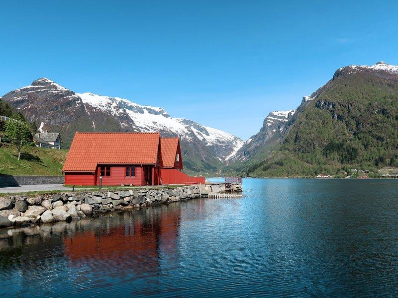 Elghytta (FJS006), location de vacances à Sogn og Fjordane