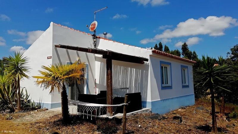 Casa Sobreiro - Monte Horizonte - Eco & Nature - Turismo Rural - Casas de Campo, casa vacanza a Vila Nova de Santo Andre