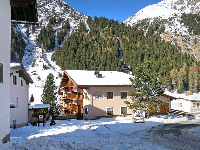 Wildspitz (PZT380), vacation rental in Neurur