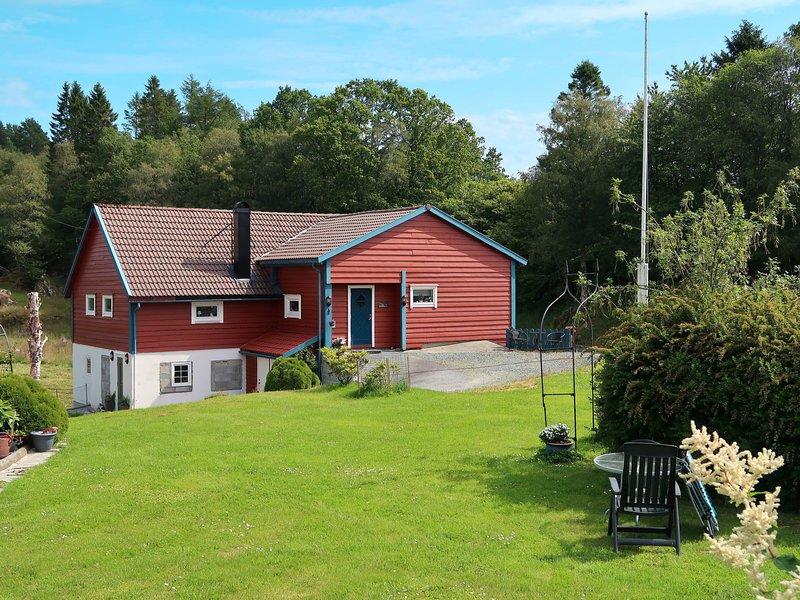 Rødehuset (FJH670), Ferienwohnung in Os Municipality