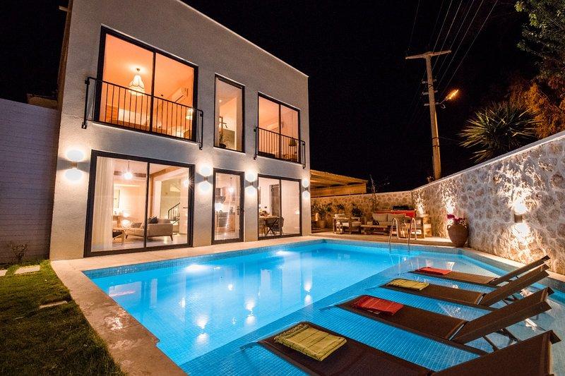 2 BEDROOMS VILLA YUCCA, holiday rental in Patara
