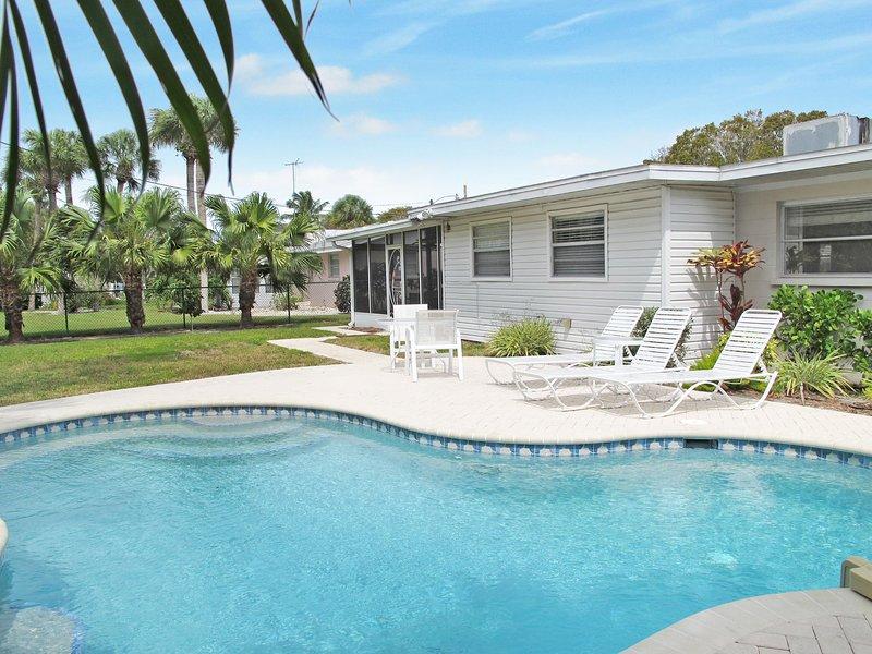 Palms (ANN776), holiday rental in Holmes Beach