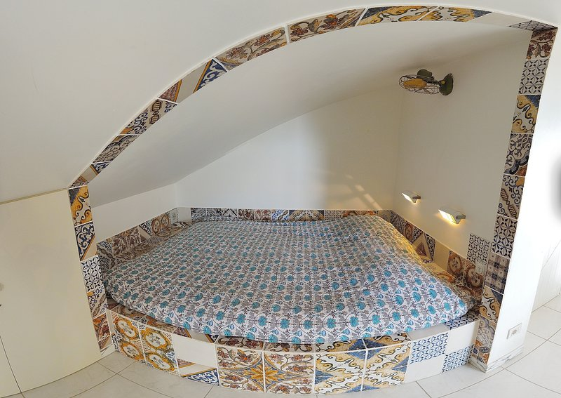 B&B Villa Lavanda: Room Green Papaya  - near Noci and Alberobello, vacation rental in Noci