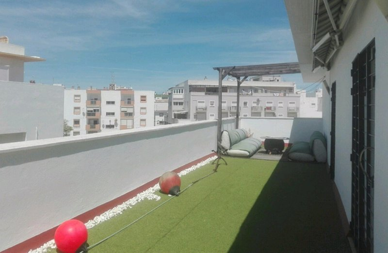 EL MEJOR ÁTICO DE BARBATE, holiday rental in Barbate