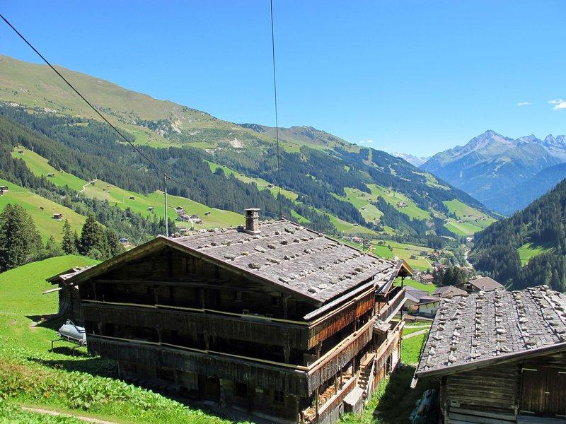 Lippnerhütte (LNH120), vacation rental in Juns