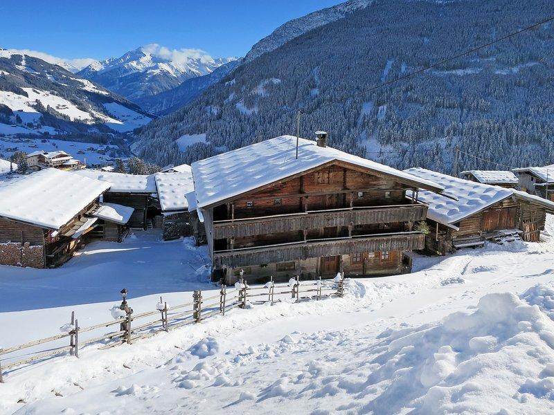 Lippnerhütte (LNH120), holiday rental in Kolsassberg
