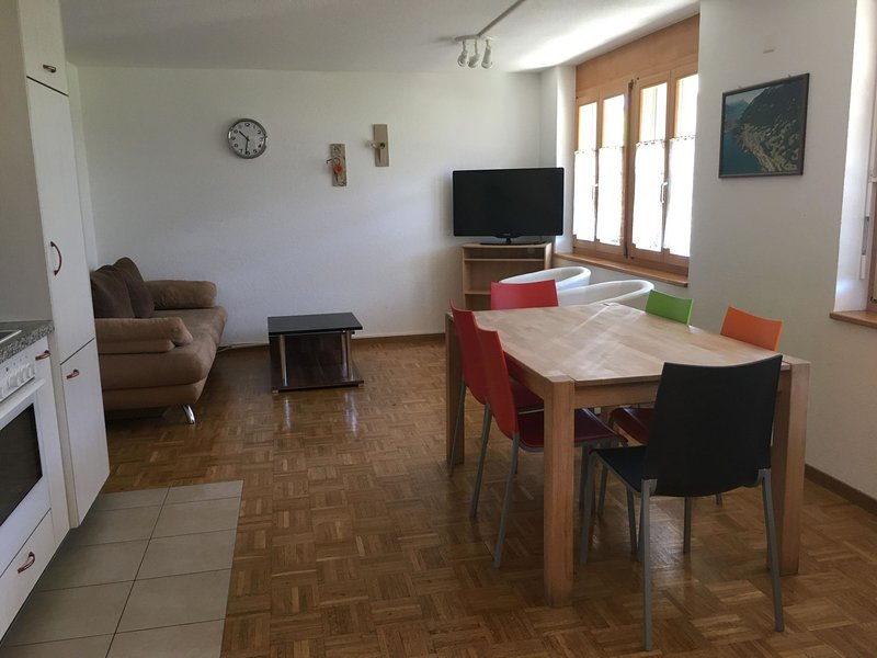 Schwizi's Holiday Apartments, casa vacanza a Giessbach