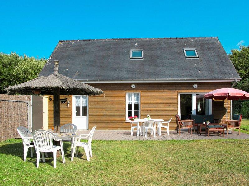 Chez Laurette (SNT401), vacation rental in Vierville-sur-Mer