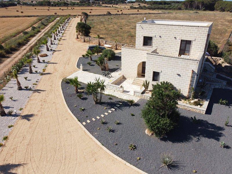Casa Armonia - Favignana - (piano terra), holiday rental in Favignana