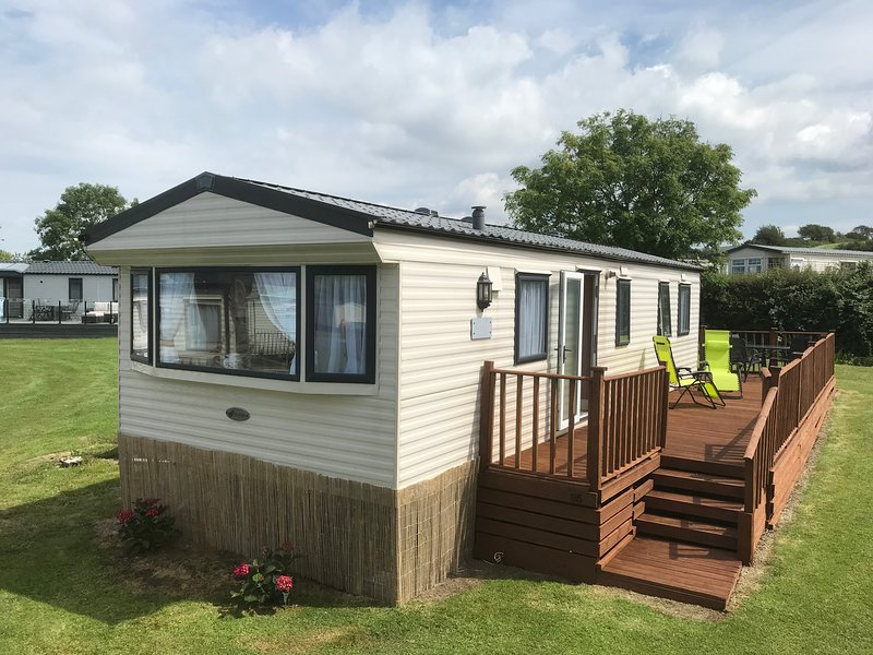 Caravan to Let Pembrokeshire Coast National Park West Wales, alquiler vacacional en Newport -Trefdraeth
