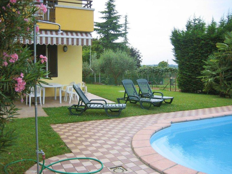 Le Terme (LAZ411), vacation rental in Cola