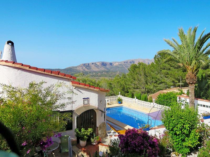 Meise (JAV611), vacation rental in Muntanya la Sella