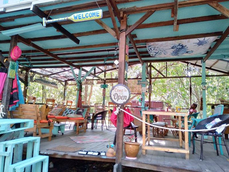 Sunday Juara Lodge nature lovers paradise, holiday rental in Pulau Tioman