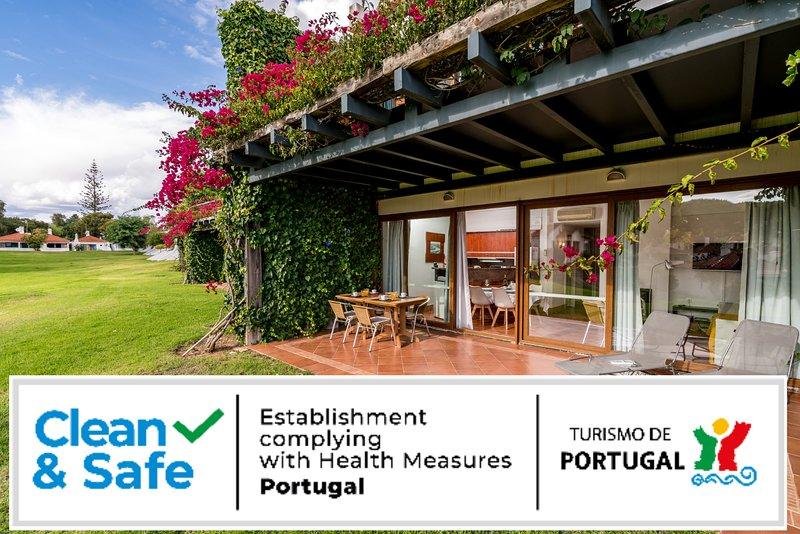'Clean & Safe' by Nature and beach in Pedras del Rei, casa vacanza a Santa Luzia