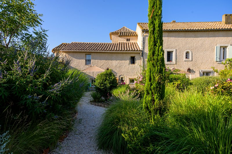 Domaine de Puychêne - Marjolaine pour 6 personnes, holiday rental in Saint-Marcel-sur-Aude