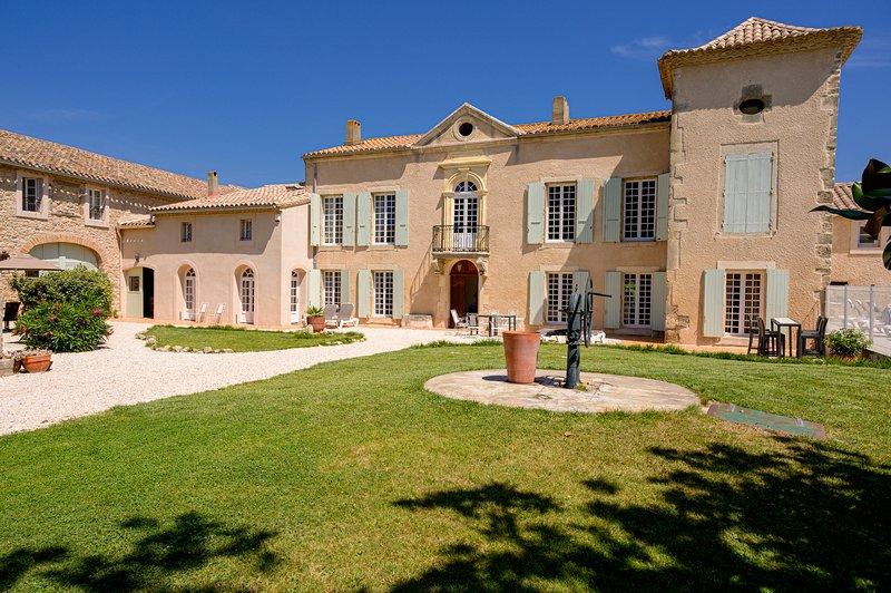 Domaine de Puychêne - Fenouil pour 6 personnes, holiday rental in Saint-Marcel-sur-Aude