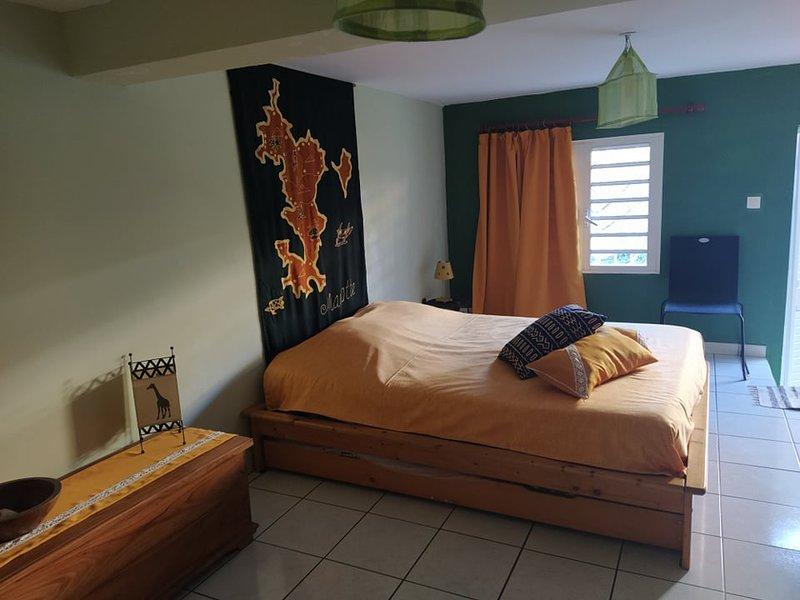 Nice studio near the beach & Wifi, holiday rental in Piton Saint-Leu