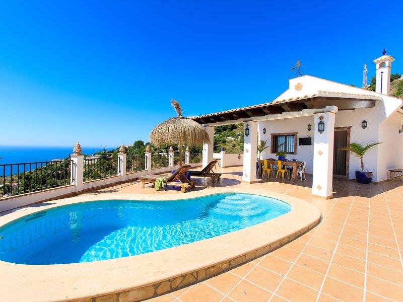 Villa Ariadna, holiday rental in Lentegi