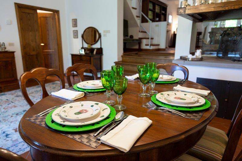 Borgo Casale - Appartamento 2, location de vacances à San Godenzo