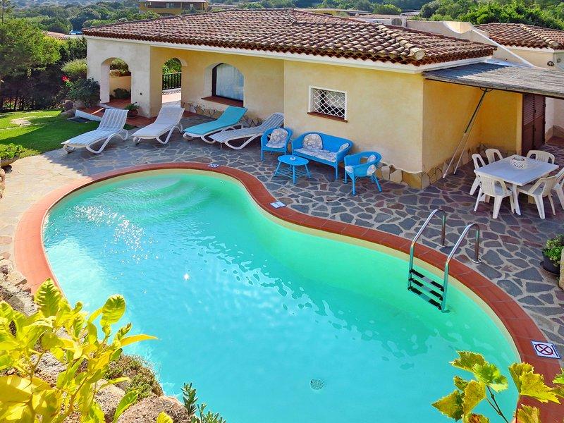 Villa Maria Teresa, holiday rental in Liscia di Vacca