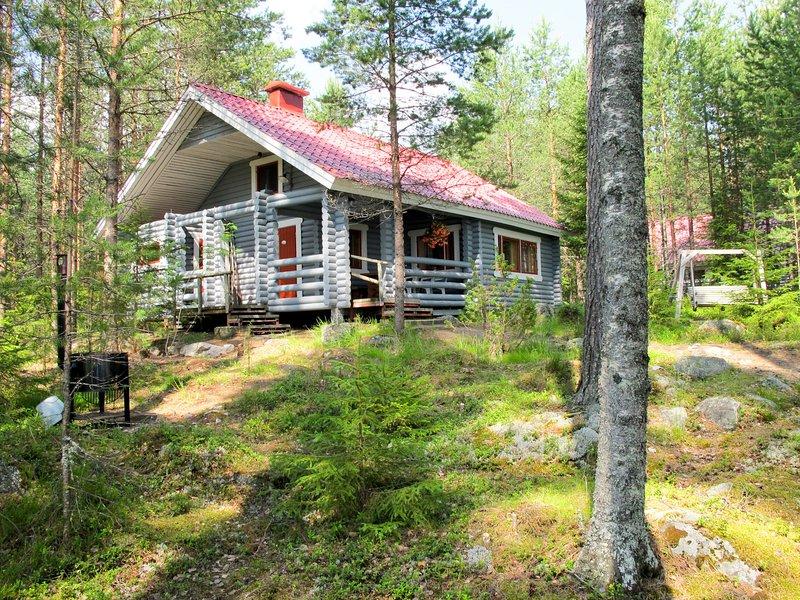 Nuutinen (FIK089), holiday rental in Juuka