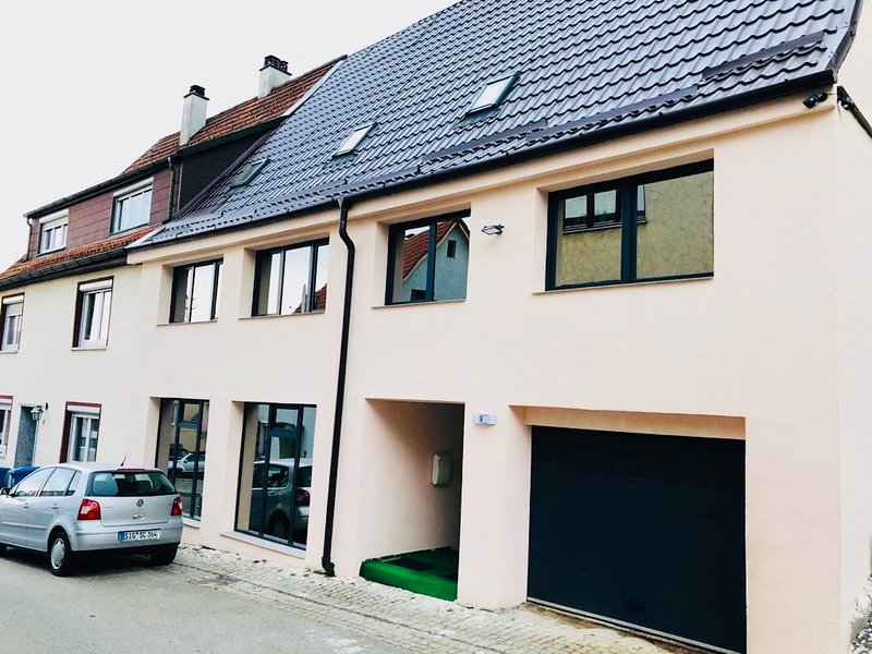 Noblesse Hause, vacation rental in Hayingen