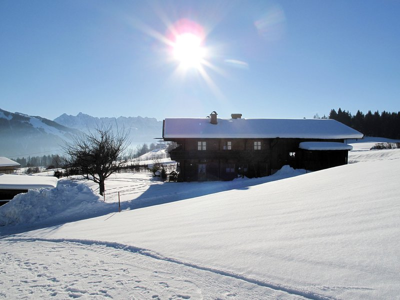 Marianne (RWI181), vacation rental in Walchsee