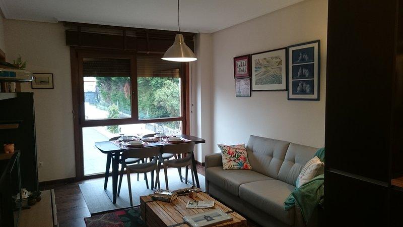 Apartamento en la Illa de Arousa, cerca de playas, zona restaurantes., alquiler de vacaciones en Illa de Arousa