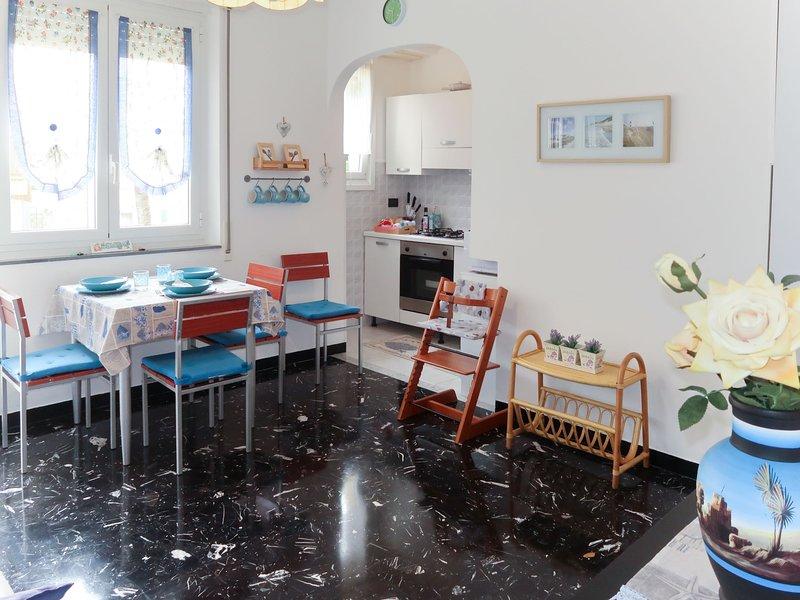 Acquamarina (AAO152), casa vacanza a Alassio