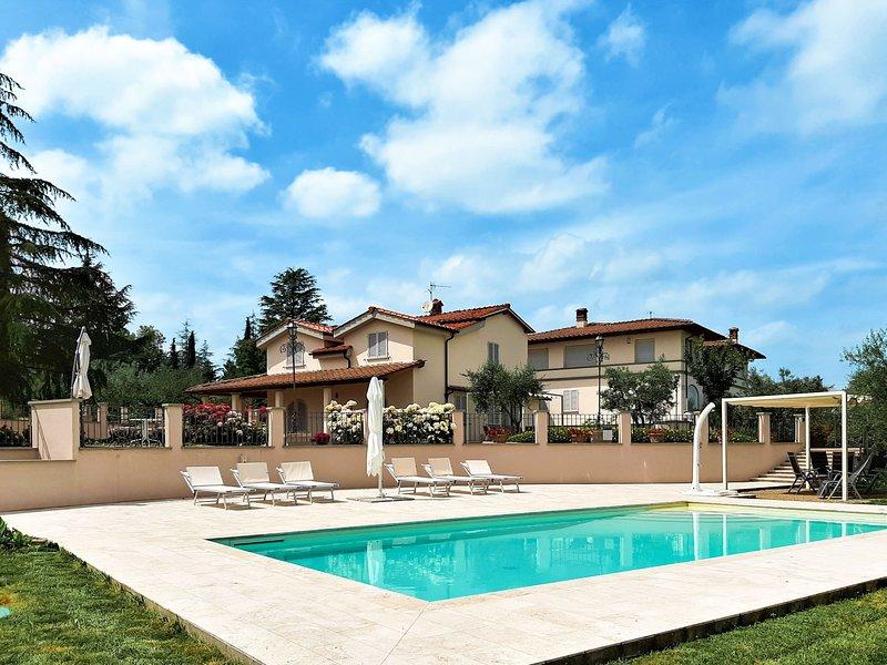 Rose del Chianti (FNO170), aluguéis de temporada em Figline Valdarno