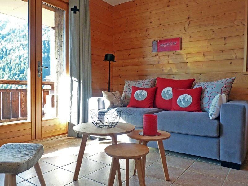 Les Chalets de Marie A Apt. 22, vacation rental in Ovronnaz
