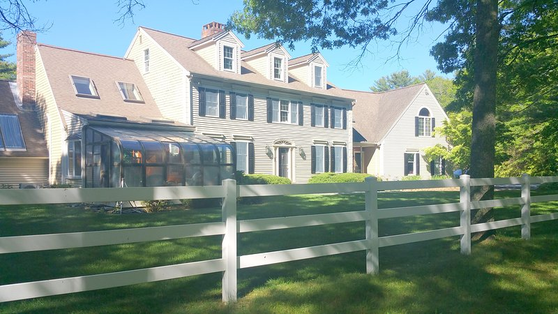 In-Ground Pool, Large home, Single or Multi Family Vacations & Family Reunions, holiday rental in Sandwich