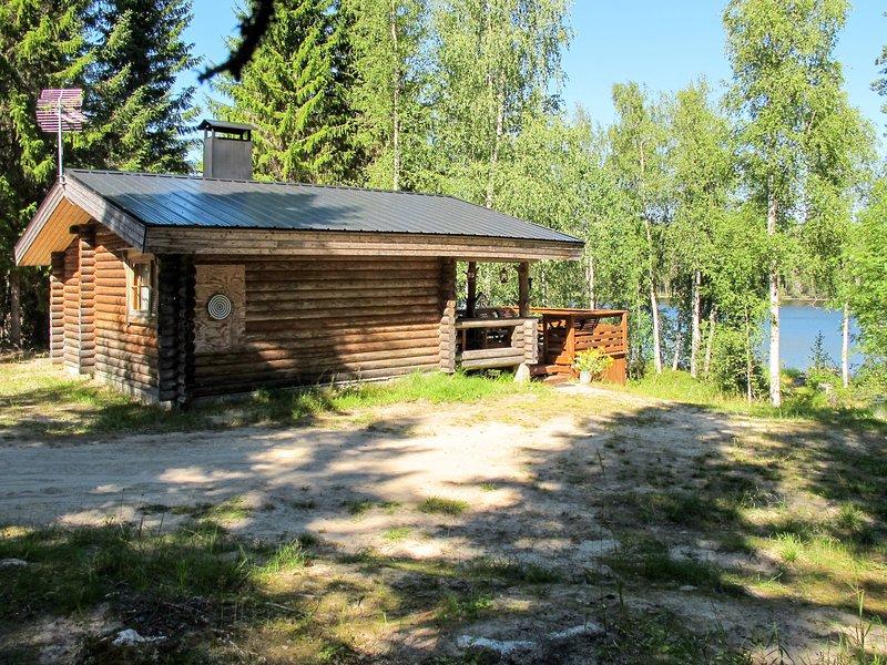 Osmola (FIJ070), vacation rental in Toivakka