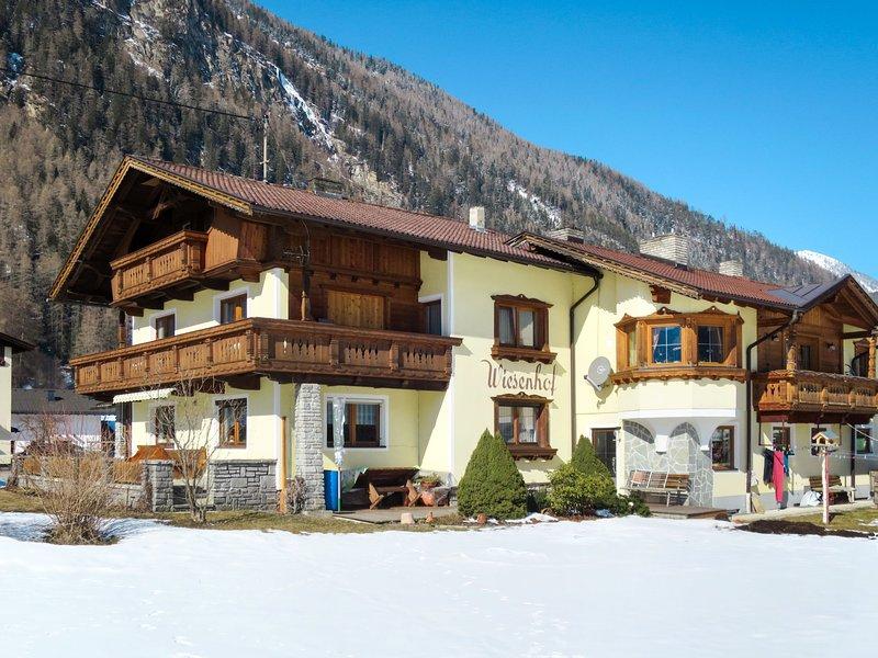 Wiesenhof (LFD200), vacation rental in St. Leonhard im Pitztal