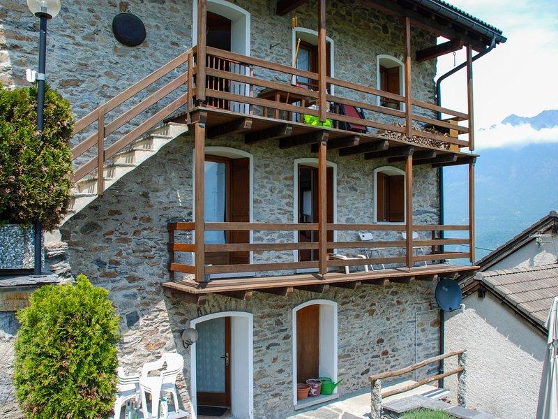 Gemma, holiday rental in Acquarossa