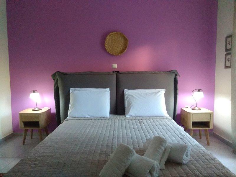 Apartment Katerina by hte sea (Apt3), aluguéis de temporada em Sami