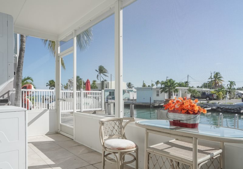 Honeymoon Cottage 1bed/1bath with dockage, holiday rental in Grassy Key