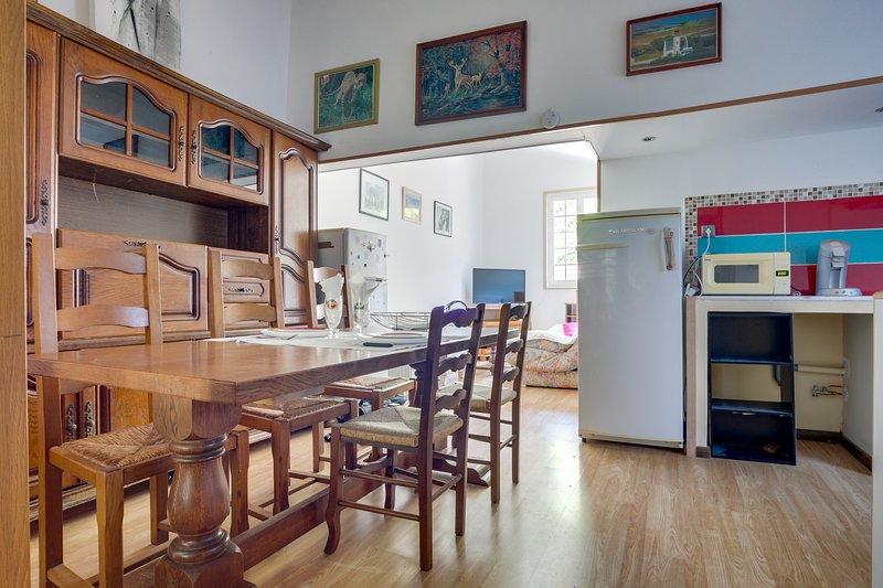 Le Bosquet : Appartement 2 pièces à Cherbourg, location de vacances à Maupertus-sur-Mer