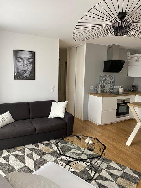 Appartement cosy proche bordeaux centre, Ferienwohnung in Villenave D'ornon