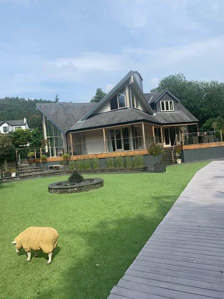 The Hempel, Lakeside, casa vacanza a Backbarrow