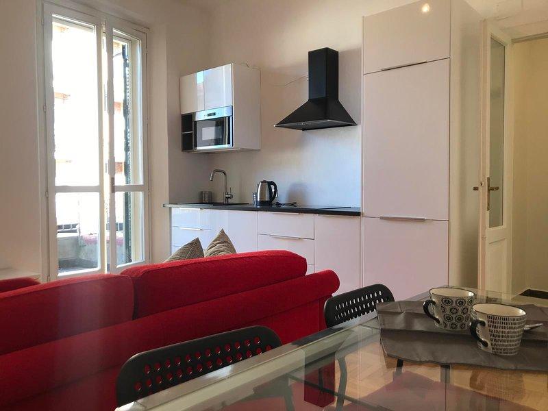 Via Benzi Apartment Como, holiday rental in San Fermo della Battaglia