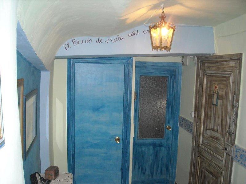 Precioso apartamento en el casco antiguo de Cuenca, holiday rental in Arcas del Villar