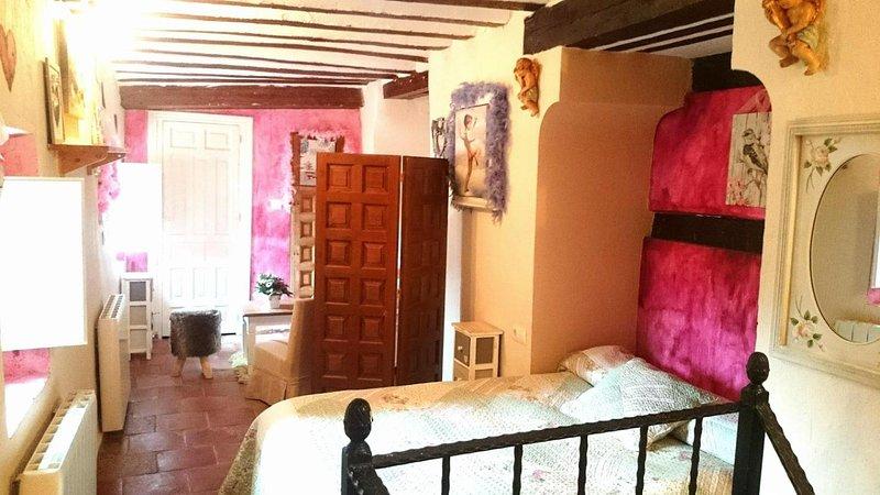Duplex La Ronda del Beso, holiday rental in Arcas del Villar