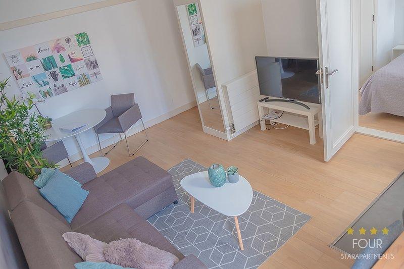 Your Star Apartments BerkenBosch B, vacation rental in Scheveningen