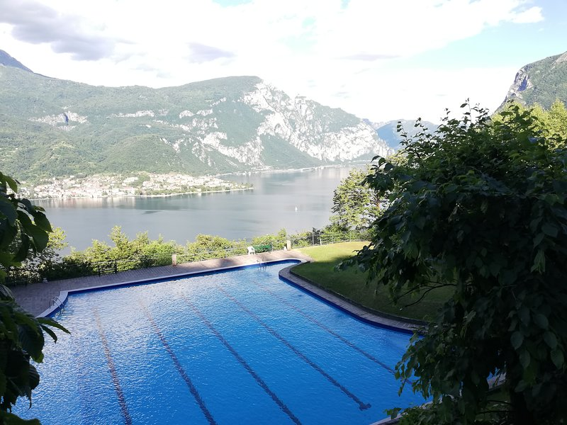 Quel ramo del Lago di Como...., holiday rental in Canzo