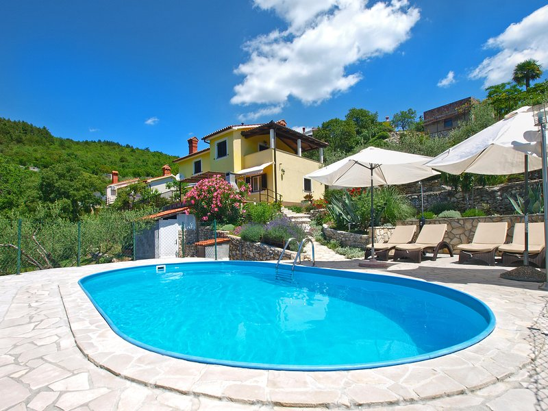 House 31749, vacation rental in Rabac
