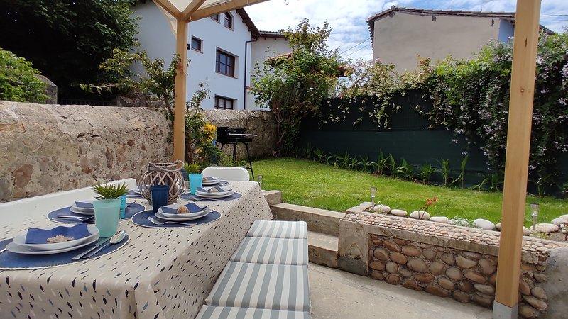 Casa Dolfín - 'Tu hogar en la costa del paraíso', holiday rental in Nueva de Llanes