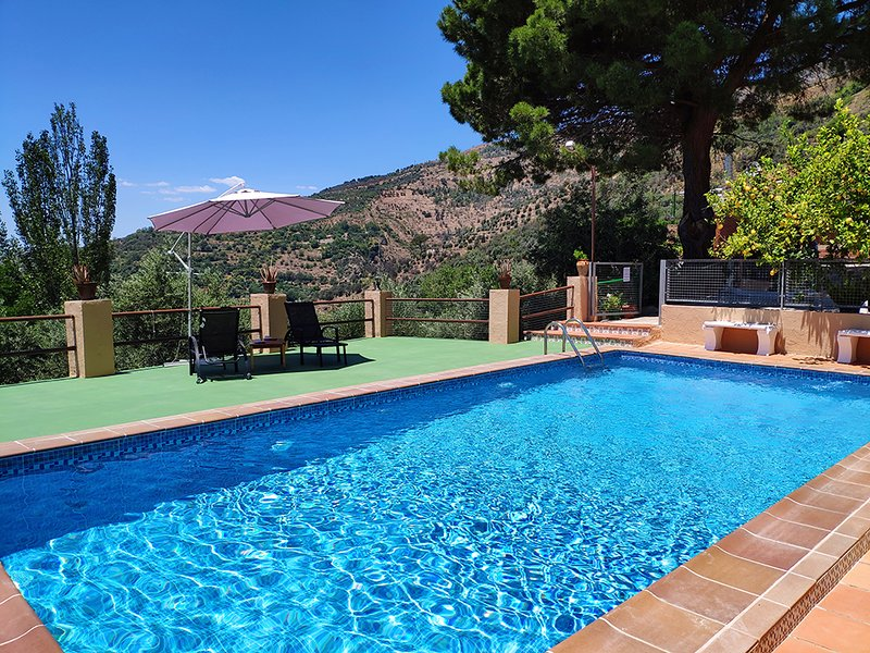 Cortijo Mezquerina, holiday rental in Velez de Benaudalla