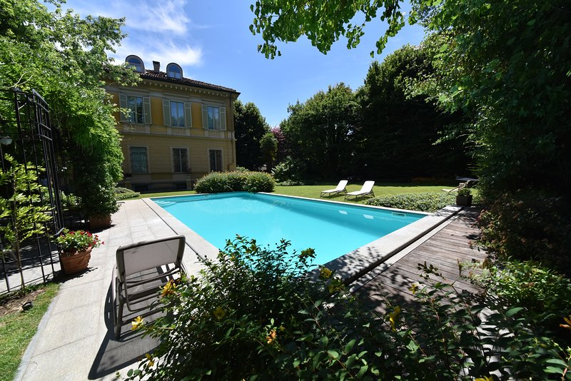 Maison Villa Grana Room, vacation rental in Carignano